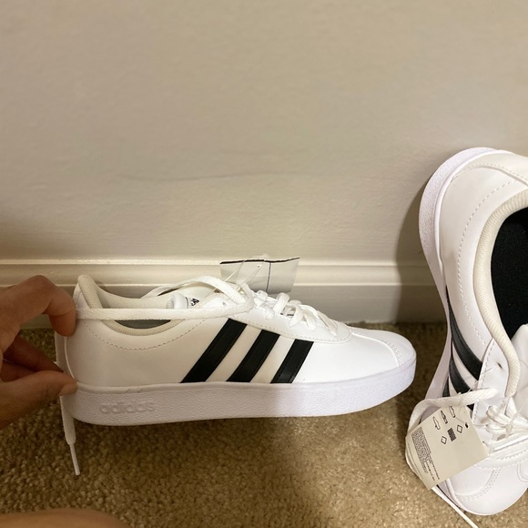Brand New 3 Stripe adidas shoes
